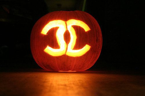 chanel pumpkin lol