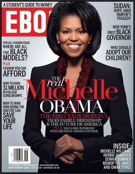 Michelle Obama the definition of a true stronge black woman