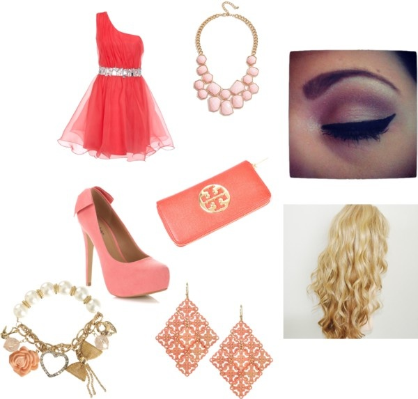 """""""Balul de Absolvire"""" by andreea-shi-atat ❤ liked on Polyvore"""