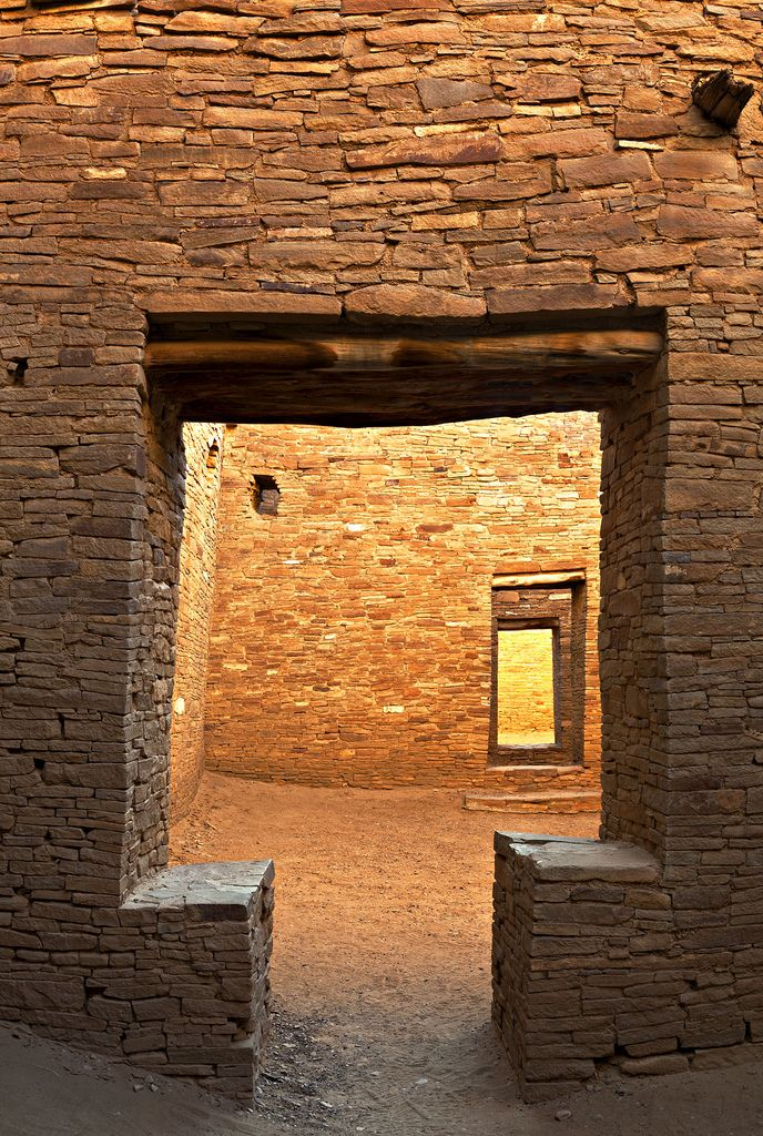 Pueblo Bonito | AD 828 and 1126
