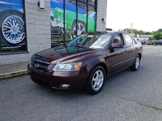 5NPEU46C66H109156 | 2006 Hyundai Sonata for sale in Laurel, MD Image 1