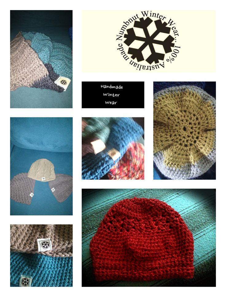 Collage of Warm Winter Wears...