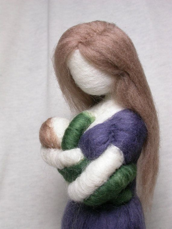 Made To Order You Pick Colors Needle Felted by radishwoolworks