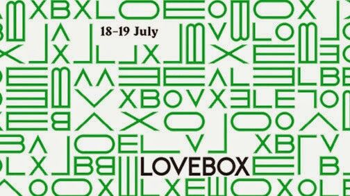#LoveBox #Festival 2014.   Buy tickets online at www.clickit4tickets.co.uk/music.