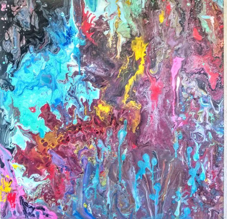 Libertad Pintura abstracta, Abstracto, Lienzos