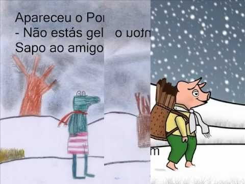 O Sapo no Inverno