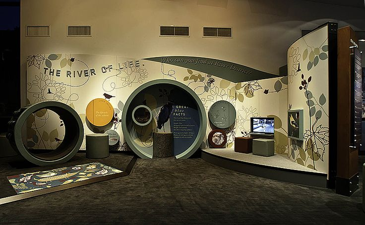 Exhibit Packages, Museum Display Ideas & Interactive Exhibits