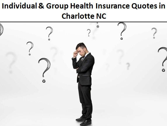 If You Are A Small To Large Sized Business Owner In Charlotte Nc It Can Be Tricky To Health Insurance Quote Medicare Supplement Plans Group Health Insurance