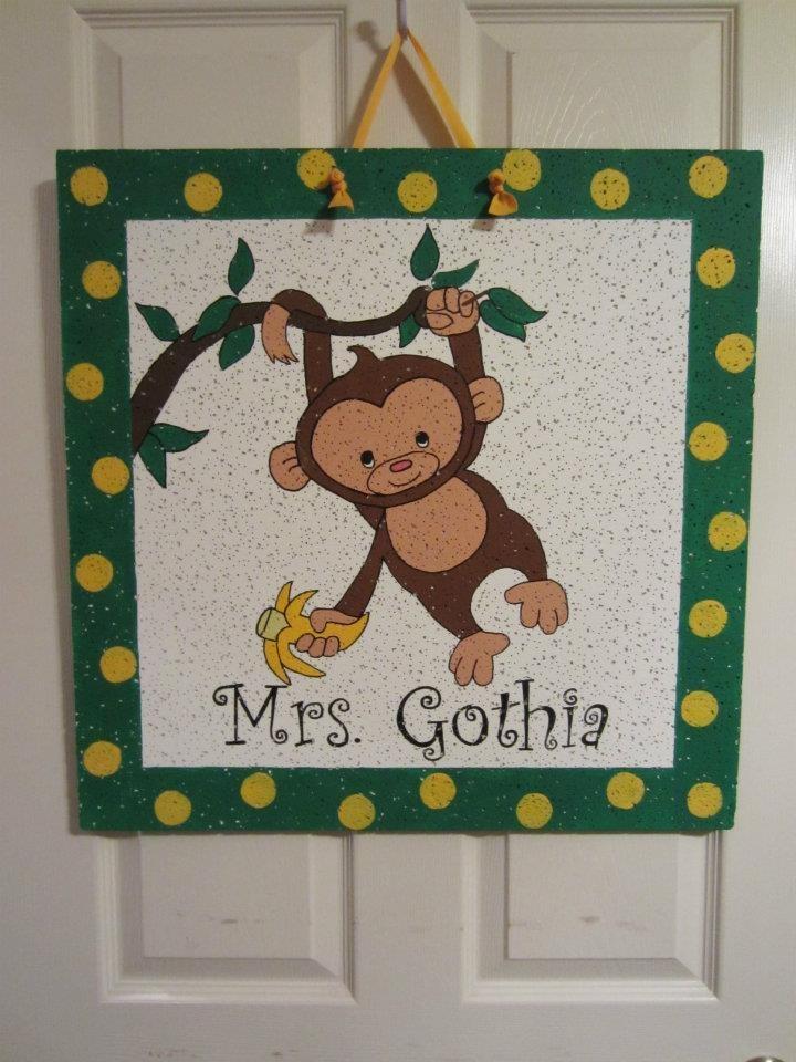 Monkey Classroom Decor ~ Best images about monkey classroom on pinterest