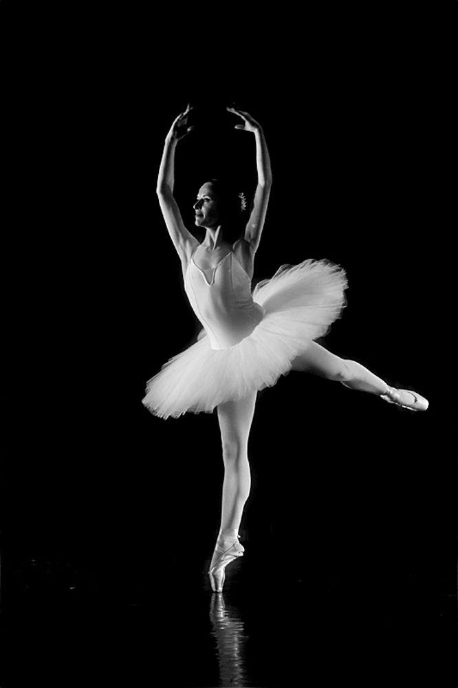 danseuse classique de Gabriel Boisdron