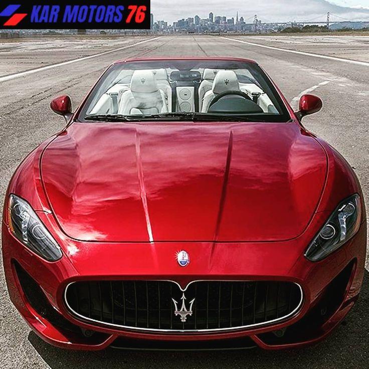 Maserati-Auto