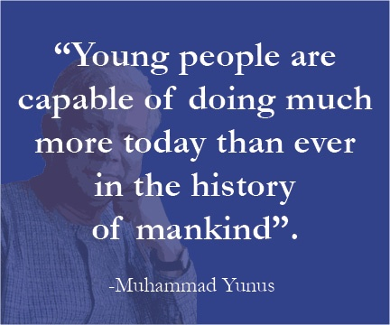 young people are capable of doing much more today than