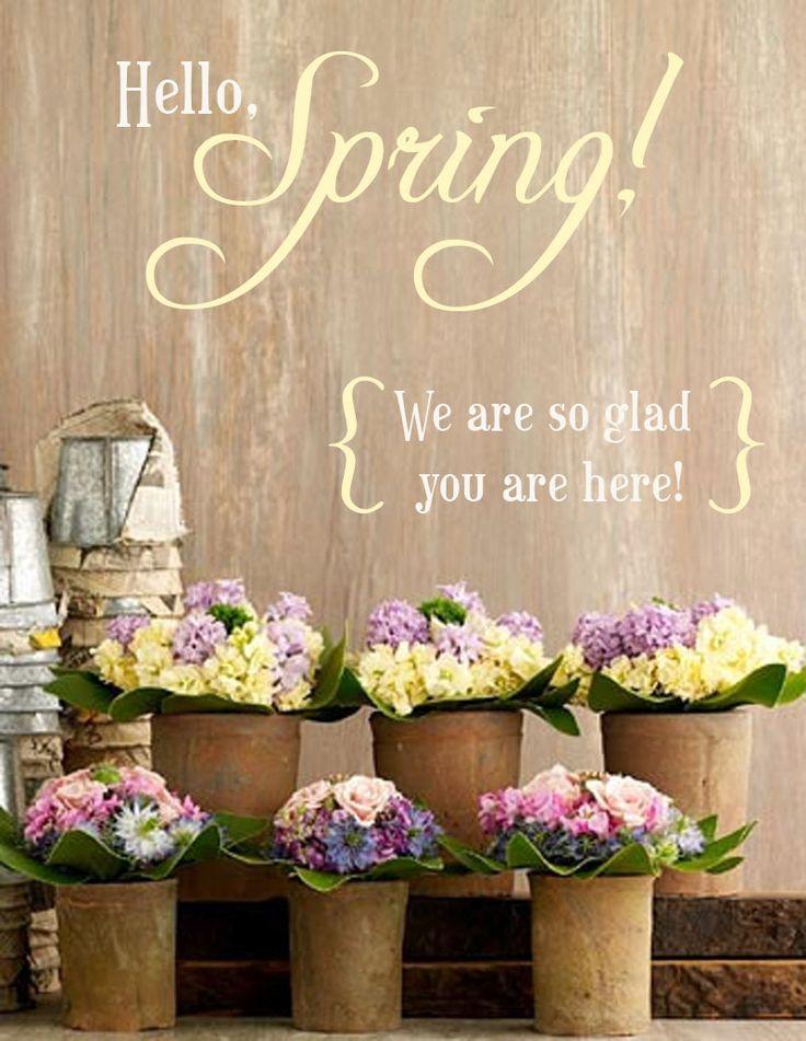 35 best spring images on pinterest happy spring spring