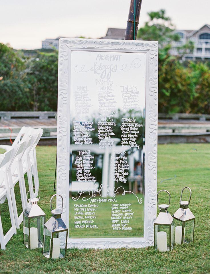 Photography : Jennifer Blair Photography Read More on SMP: http://www.stylemepretty.com/2016/01/25/seafoam-blue-santa-rosa-beach-wedding/