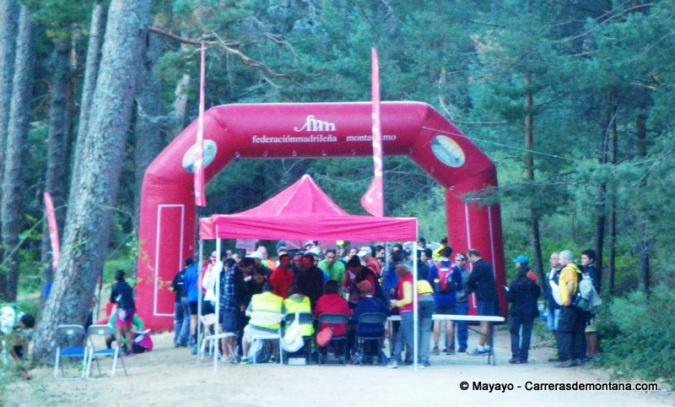 Carreras Montaña Madrid 2013: Inscripción única por 72€ a las 4 pruebas de la Copa de Madrid (Solo 100 plazas)