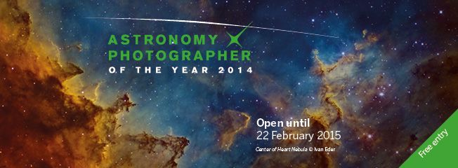 Astronomy Photographer of the Year : Exhibitions redirect : Visit : RMG
