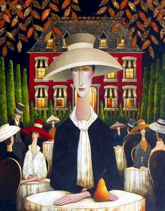 "Artodyssey: Danny McBride ""Antoinette and the Golden Pear"""