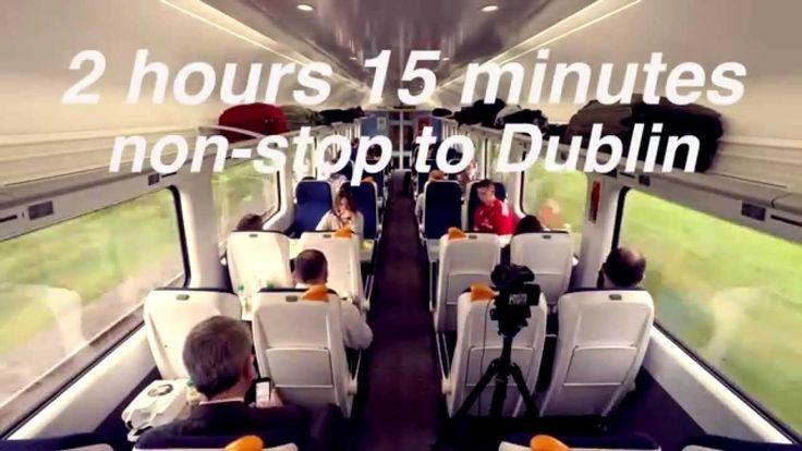 Train Talks   The Happy Pear   Orlaith Carmody   Frankie Sheahan   News Talk FM   Irish Rail   Publicis Dublin   #TrainTalks