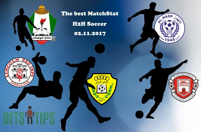 MatchStat H2H Soccer The best MatchStat H2H Stats for 02.11.2017 Our team is analyzing all MatchStat H2H soccer records for the next days, in order to bring you the best MatchStat H2H soccer prediction and cut your time in search of the best MatchStat H2H selection, we are publishing what we think that is special or unusual. We are going with traditional 1×2 records, over 2.5, under 2.5, btts-Yes or No. When we notice something interesting in past performance and stats between two teams we…