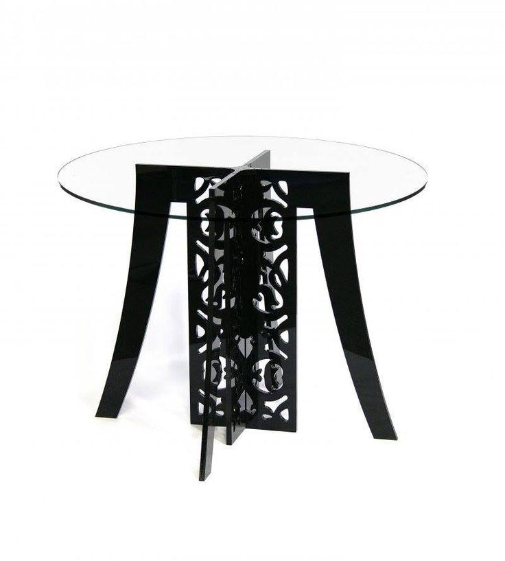 Chaise Plexi Noir Cool Full Size Of Haute Ikea Cuisine