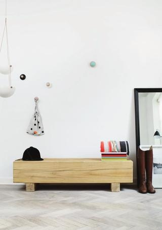 Gorgeous Bench Seat | Oyoy Living Design catalogue AW 12