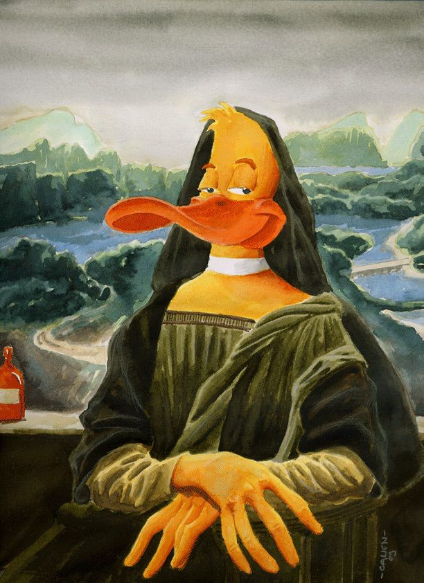 Häufig 412 best MONA LISA images on Pinterest   Mona lisa, Your smile and  WC27
