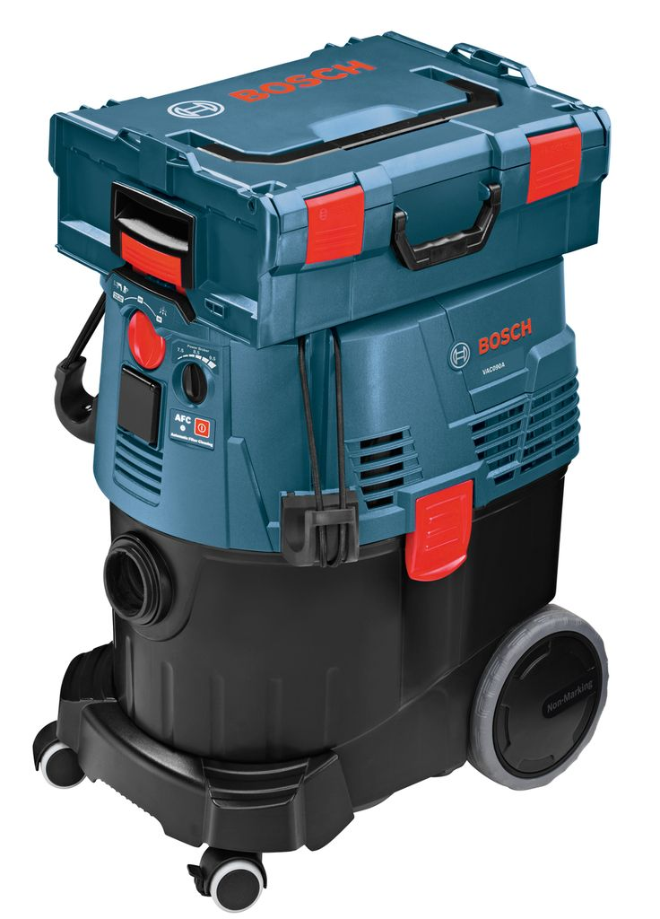 New Bosch Dust Extractors - Tools of the Trade