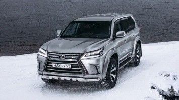 Awesome Lexus: Lexus LX from Arctic Trucks - strengthening of off-road characteristics...  Auto Check more at http://24car.top/2017/2017/07/08/lexus-lexus-lx-from-arctic-trucks-strengthening-of-off-road-characteristics-auto/