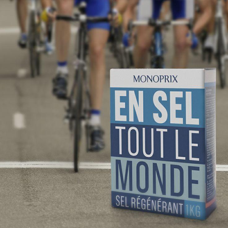 Hier, c'était le départ de la course cycliste Paris-Roubaix !