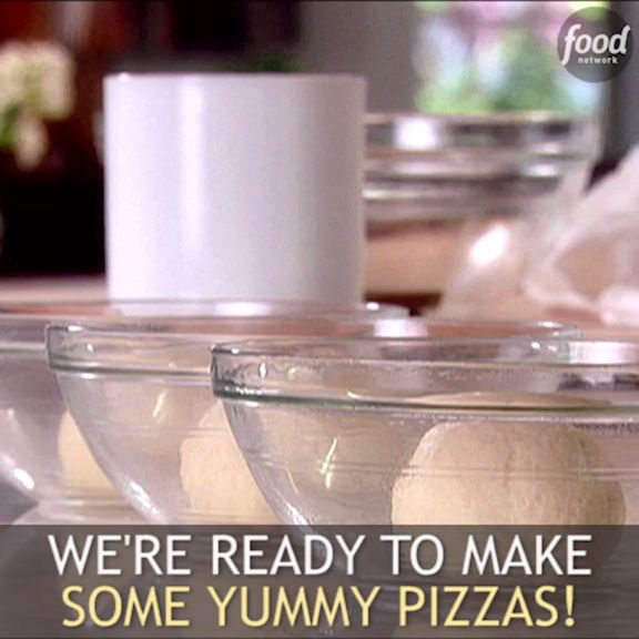Go the extra pizza mile and make Homemade Pizza Dough with Giada's easy and simple instructions.