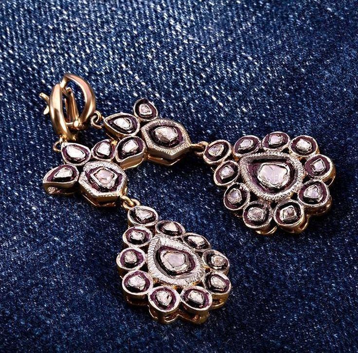 Золото. Бриллианты.  #мастерскаяонлайн  #love #beautiful #instagram #style #like #beauty #repost #jewellery #laressart #art #moscow #russia  #серебро