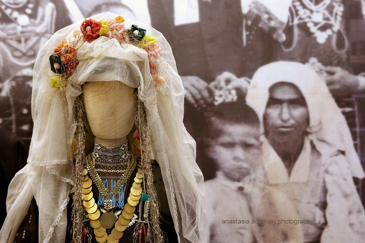 Traditional Costumes, Ethnological Museum , Alexandroupolis
