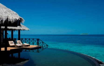 Someday, I'll be here, in the Maldives