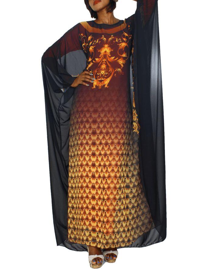 RENK :Siyah AKSESUAR :Siyah Astarlı  KALIP : Mankenin Giydiği Beden:42Uzunluk:155 KOL :Uzun Kollu KUMAŞ : Şifon Kumaş MEVSIM : 4 Mevsim Feracemizdış giyim ürünü olarak tercih edilmektedir. Şifon detayları ile süslenmiştir. Her mevsimde tercih edilebilir.  MANKENIMIZIN ÖLÇÜLERI : BASEN:95,BEL:66,GÖĞÜS:98,BOY:185,KILO:60