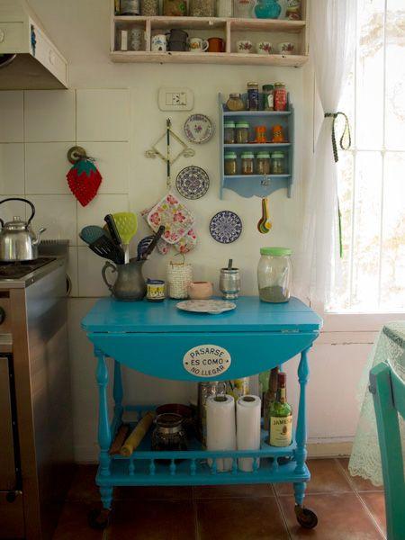 Interiores #102: Sobredosis de color | Casa Chaucha