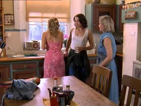 "Drover's Run kitchen, ""McLeod's Daughters."" the beginning"