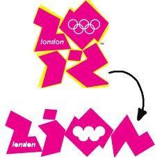 Illuminati Logo Olympic 2012 Zion