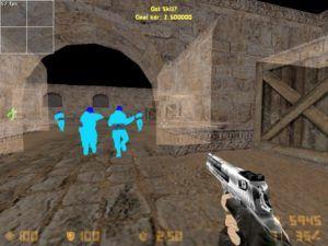 CS 1.6 Wall Hack – Counte Strike 1.6 Hacked !