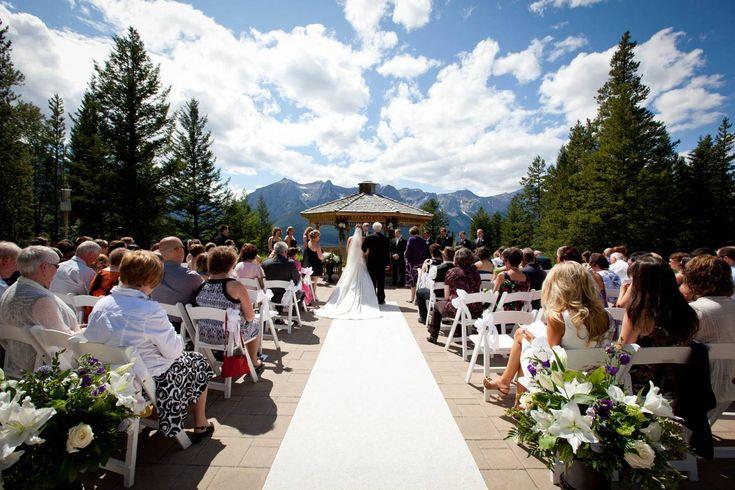 A Rustic Rocky Mountain Wedding In Purple
