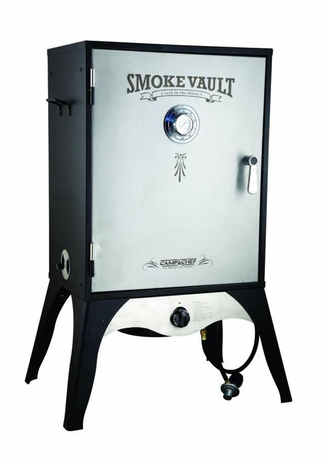 Camp Chef Smoke Vault 24 Gas Smoker Review