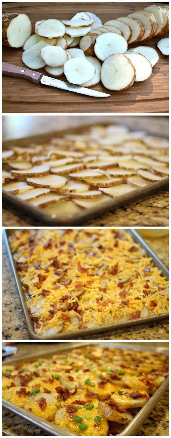 Ziemniaki do drugiego dania nie muszą być nudne - Zobacz jak je urozmaicić!!!