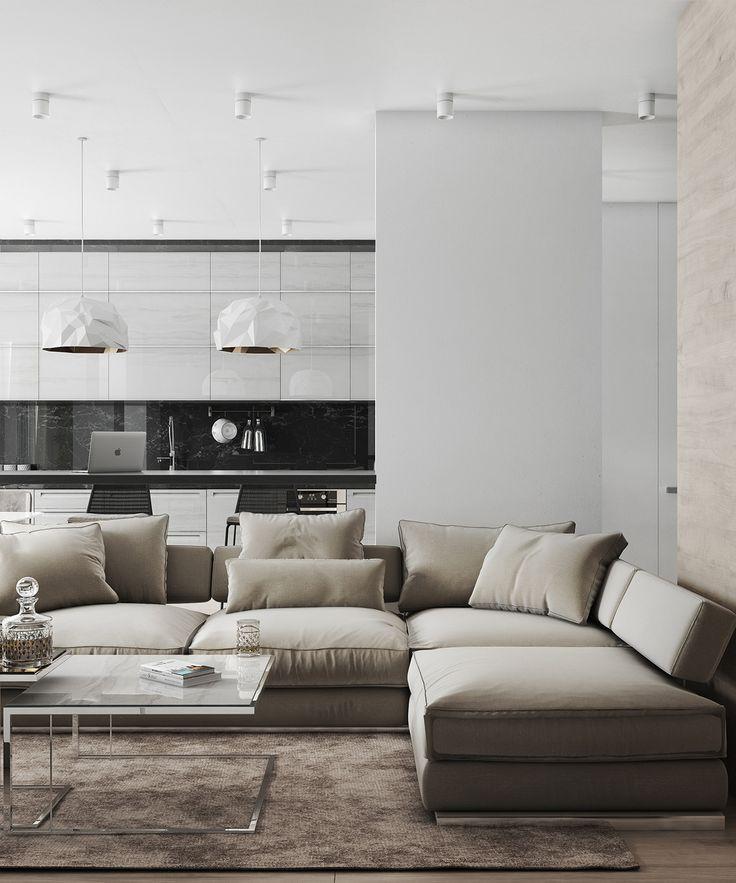Kyev Apartments on Behance