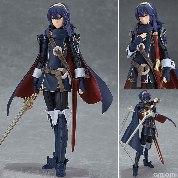 AmiAmi [Character & Hobby Shop] | figma - Fire Emblem: Awakening: Lucina(Preorder)