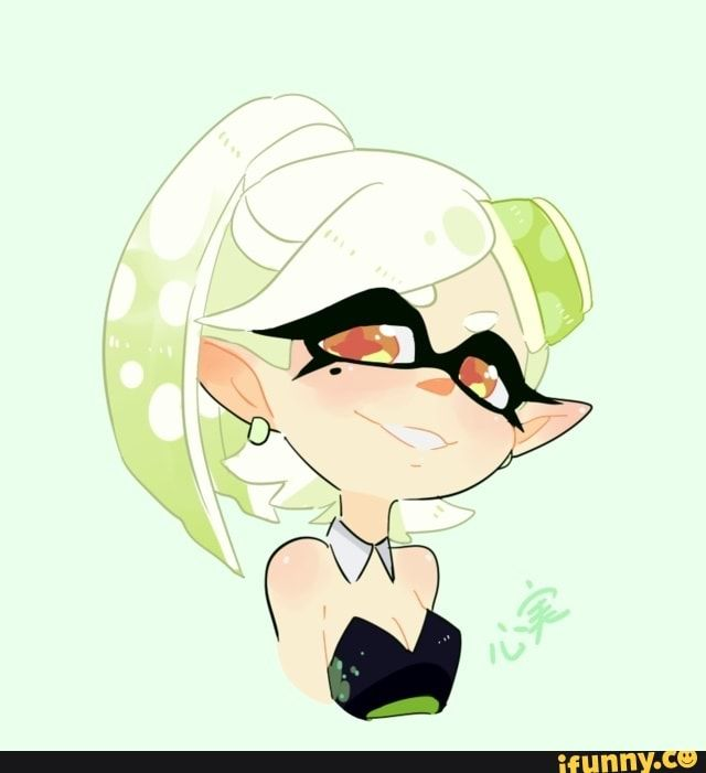 #splatoon, #splatoon2, #marie