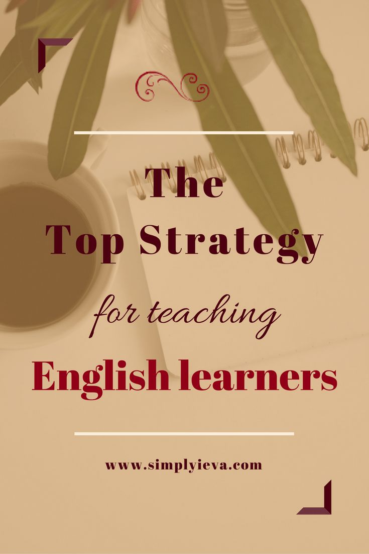 ESL strategies for beginners. Comprehensible input is a strategy of teaching English that allows your students to understand the gist of what you are saying. ESl/ELL beginner strategy. #esl #ell #english #teaching #educate
