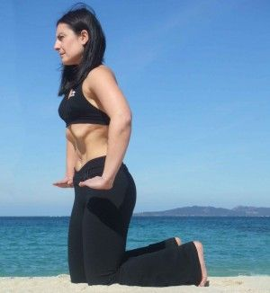 Ejercicios abdominales hipopresivos durante el postparto | Forma Física Post Parto