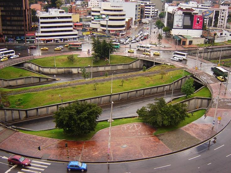 Bogota by Betsy