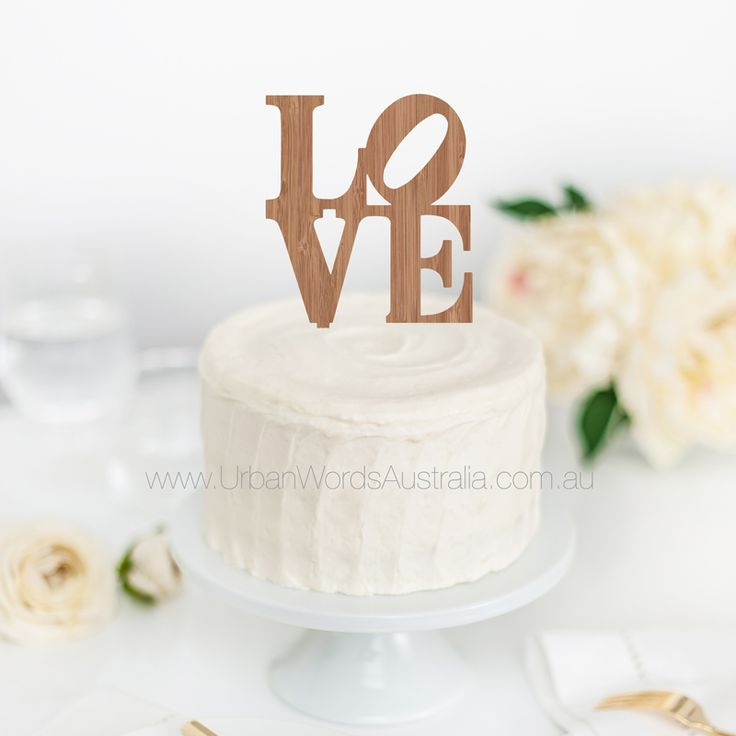 LOVE - Cake Topper Mr and Mrs Surname - Cake Topper  Custom made Acrylic and Wooden Cake Toppers, Made in Geelong, Australia.  Buy online 24/7 - Fast Shipping - Express post available. Posting Australia Wide and limited International.  Melbourne, Sydney, Perth, Adelaide, Darwin, Tasmania, Canberra  Wedding Cake Decorations / Party Supplies.