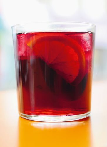 Spiced Punch *FROM WEBSITE  Tinto de Verano