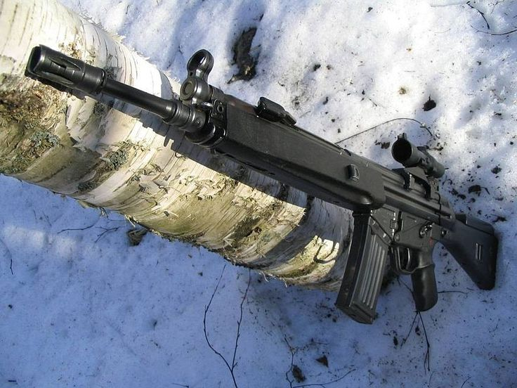 List of assault rifles - Wikipedia, the free encyclopedia